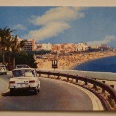 Cartes Postales: CALELLA - VISTA PARCIAL - SEAT 600 - RENAULT 8 - P64250. Lote 288910243