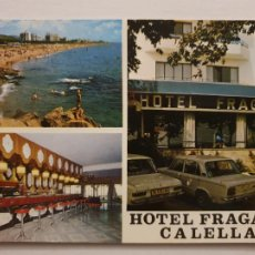 Cartes Postales: CALELLA - HOTEL FRAGATA - P64275. Lote 288914483