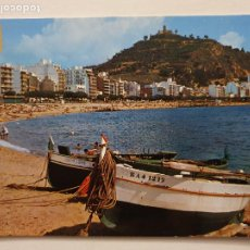 Postales: BLANES - PLATJA / PLAYA - P64499. Lote 288943783