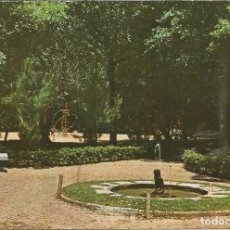 Postales: [POSTAL] DETALLE DEL PARQUE. EL PRAT DE LLOBREGAT (BARCELONA) (CIRCULADA). Lote 288988933