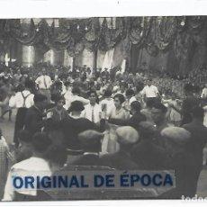 Postales: (PS-66342)POSTAL FOTOGRAFICA DE AVINYO-FIESTA MAJOR 17 DE SEPTIEMBRE 1928. Lote 289233708