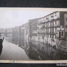 Postales: RIPOLL-RIU TER-FOTO PEGADA-ARCHIVO ROISIN-FOTOGRAFICA-POSTAL PROTOTIPO-(84.127). Lote 289353078