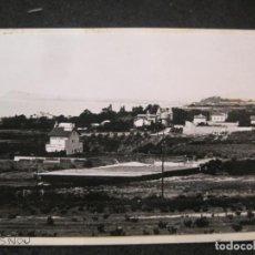 Postales: MASNOU-FOTO PEGADA-ARCHIVO ROISIN-FOTOGRAFICA-POSTAL PROTOTIPO-(84.135). Lote 289353713