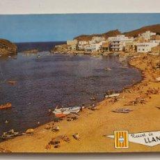 Postales: LLANÇÀ - PLATJA / PLAYA - P65268. Lote 289501173
