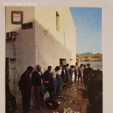 Postales: LLANÇÀ - SUBHASTA DEL PEIX / SUBASTA DE PESCADO - P65270. Lote 289501283