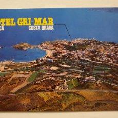 Postales: LLANÇÀ - HOTEL GRI-MAR - P65278. Lote 289502158