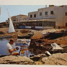 Postales: LLANÇÀ - EL PINTOR J. MARTÍNEZ LOZANO - P65279. Lote 289502553