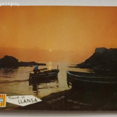 Postales: LLANÇÀ - SORTINT A PESCAR / SALIENDO A PESCAR - P65285. Lote 289503123