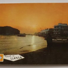 Postales: LLANÇÀ - L'ALBA / AMANECER - P65285. Lote 289503308