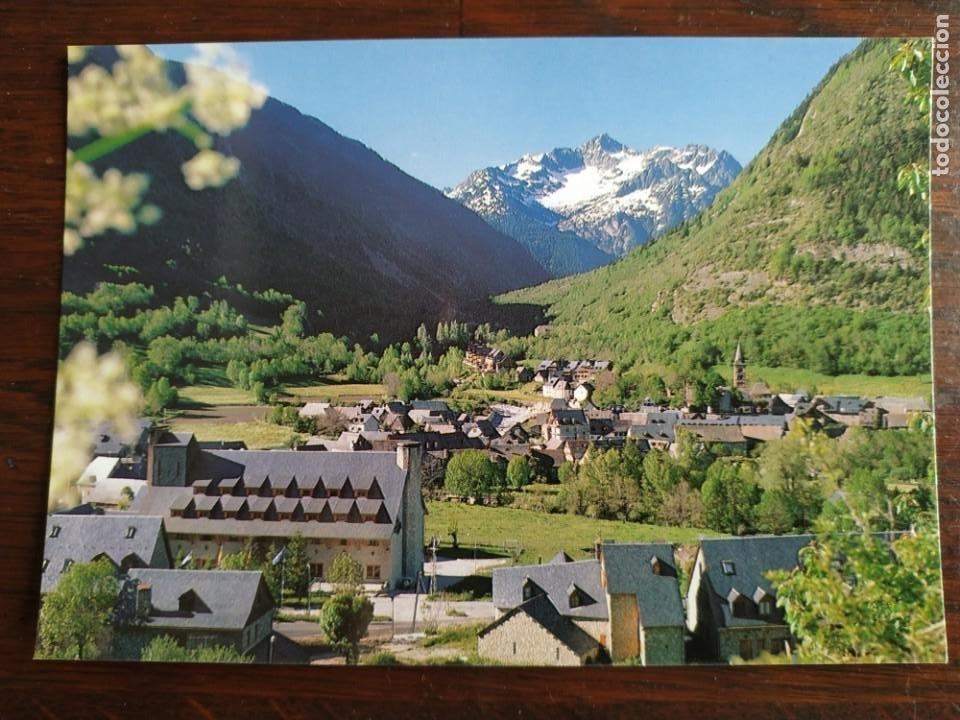 Postales: Una postal de Artiés municipio de Alto Arán, del terçon de Arties e Garòs 2 tarjetas a elegir - Foto 2 - 289739118