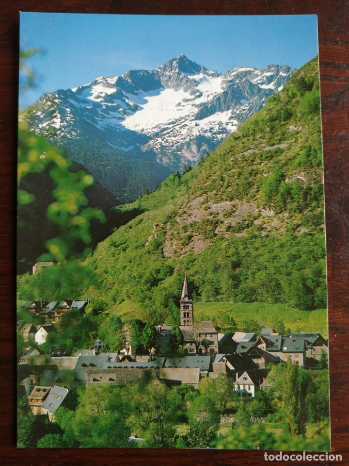 Postales: Una postal de Artiés municipio de Alto Arán, del terçon de Arties e Garòs 2 tarjetas a elegir - Foto 3 - 289739118