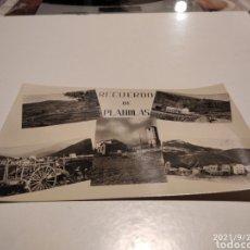 Postales: POSTAL RECUERDO DE PLANOLAS. Lote 289742383