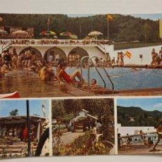 Postales: SANT FELIU DE PALLEROLS - PISCINA LA PONDEROSA - P65742. Lote 289764213