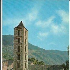 Postales: POSTAL ERILL-LAVALL (LLEIDA) - ESGLESIA ROMANICA SANTA EULALIA - 1974. Lote 289870528