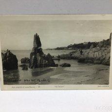 Postales: RARA POSTAL FOTOGRAFICA DE PALAMOS Nº 28 - EL PALLER - EDIT. ESTEVA. Lote 289884038