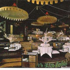 Postais: POSTAL CAP SA SAL - BAGUR, COSTA BRAVA (GIRONA) - GRILL-ROOM - PUBLINTEL 1965 NUEVA. Lote 291398173