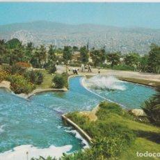 Cartoline: BARCELONA, CASCADA MIRADOR DEL ALCALDE – COLECCION PERLA Nº2788 – S/C. Lote 291878648