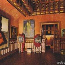 Cartoline: BARCELONA, MUSEO DEL INSTITUTO DEL TEATRO, PALACIO GÜELL, GAUDÍ – ESCUDO DE ORO Nº129 – S/C. Lote 291891343