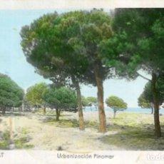Postales: MALGRAT-URBANIZACIÓN PINOMAR -FOTOGRÁFICA SUBIRÁ Nº 4- AÑO 1955. Lote 292087973