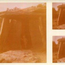 Postales: ROSAS-DOLMEN CREU D'EN COBERTELLA-FOTOGRÁFICA. Lote 292090303