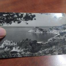 Postales: TOSSA DE MAR , POSTAL ANTIGUA.. Lote 292256078