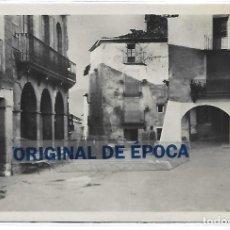 Postales: (PS-66481)POSTAL DE VILANOVA DE MEYA-PLAZA MAYOR. Lote 292605953