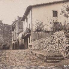 Postales: SUSQUESA (GIRONA) CALLE DEL MEDIO – FOTO S.MARTI – S/C. Lote 294100708