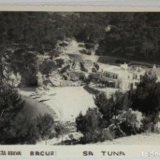 Cartoline: GERONA, BAGUR, SA TUNA. FOTO REAL PUIGNAU. Lote 294112263