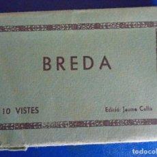 Postales: (PS-66551)BLOCK 10 POSTALES FOTOGRAFICAS DE BREDA-EDICIO JAUME CALLIS. Lote 294432018