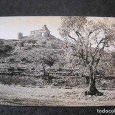 Postais: SOLSONA-EL CASTILLO-FOTO CUYAS-POSTAL ANTIGUA-(85.015). Lote 294444168