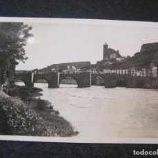 Postales: BALAGUER-VISTA GENERAL-PUENTE-EDITORIAL FOTOGRAFICA-1-POSTAL ANTIGUA-(85.067). Lote 294488098
