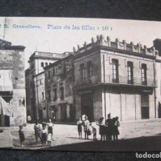 Postales: GRANOLLERS-PLAZA DE LAS OLLAS-J.B. 10 FOTOGRAFICA-POSTAL ANTIGUA-(85.068). Lote 294488183