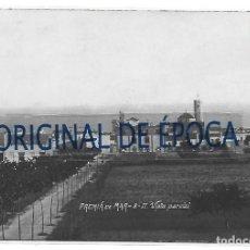 Postales: (PS-66559)POSTAL FOTOGRAFICA DE PREMIA DE MAR-VISTA PARCIAL. Lote 295306503