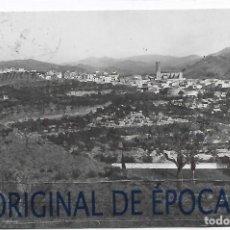 Postales: (PS-66560)POSTAL FOTOGRAFICA DE POBOLEDA-VISTA PARCIAL. Lote 295306803