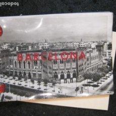 Postales: BARCELONA-MINI BLOC CON 10 FOTOGRAFIAS ANTIGUAS-VER FOTOS-(CR-2695). Lote 295356478