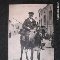 Postales: PIRINEUS-TYPE DU PAYSAN PYRENEEN-POSTAL ANTIGUA-VER FOTOS-(85.146). Lote 295359263