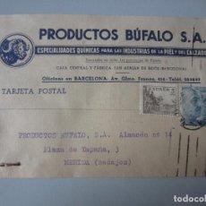 Postales: TARJETA POSTAL BARCELONA. Lote 295487633