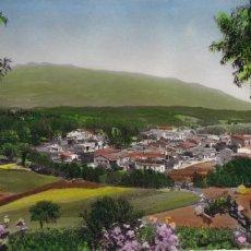 Postales: BARCELONA, SANT ANTONI DE VILAMAJOR. NO CONSTA EDITOR. BYN COLOREADA. CIRCULADA. Lote 295504753