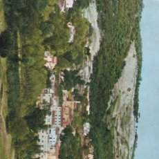Postales: BARCELONA, CANYAMAS CANYAMARS DOSRIUS VISTA PARCIAL. ED. RAE Nº 7. BYN COLOREADA. ESCRITA. Lote 295506673