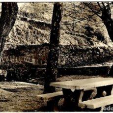 Postales: GUARDIOLA DE BERGA - FONT DE L'AVELLANER - FOTO PUIG-RIBERA Nº 23 - 152X105MM. - INÉDITA EN TODOCOLE. Lote 295537163