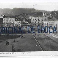 Postales: (PS-66565)POSTAL FOTOGRAFICA DE SAN CARLOS DE LA RAPITA-PLAZA MAYOR.ORIOL. Lote 295704818