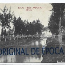 Postales: (PS-66568)POSTAL DE AMPOSTA-DARSENA.A.T.V.2294. Lote 295705573