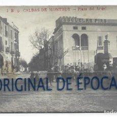 Postales: (PS-66569)POSTAL FOTOGRAFICA DE CALDAS DE MONTBUY-PLAZA DEL ANGEL.J.B.. Lote 295705728