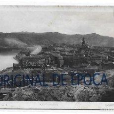 Postales: (PS-66571)POSTAL FOTOGRAFICA DE RIBARROJA-VISTA GENERAL.L.BARCELO. Lote 295706173