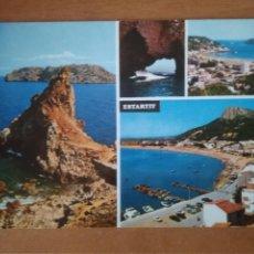 Postales: ESTARTIT (GIRONA) - VARIOS. Lote 295792298
