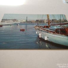 Postales: POSTAL BARCELONA PUERTO. Lote 295795118