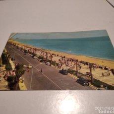 Postales: POSTAL BARCELONA PASEO MARÍTIMO. Lote 295861423