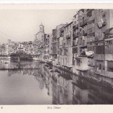 Postales: GIRONA, RIO OÑAR. ED. FOTO ORIOL Nº 9. SIN CIRCULAR. Lote 295982158