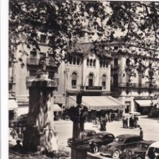 Postales: BARCELONA, FIGUERAS MONUMENTO A MONTURIOL. ED. FOTO MELI SERIE A Nº 4. SIN CIRCULAR. Lote 295986108