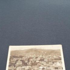 Postales: LOTE AB BARCELONA POSTAL MONTAÑA DEL TIBIDABO ROISIN. Lote 295986203